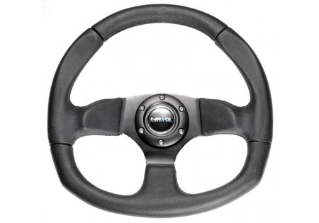 NRG Flat Bottom Steering Wheel