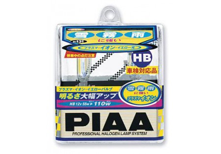 PIAA HB Plasma Ion Bulbs Twin Pack