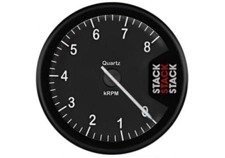 STACK ST200 Clubman Tachometer - Black
