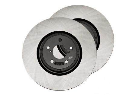 StopTech Cryo-Stop Rear Brake Rotors