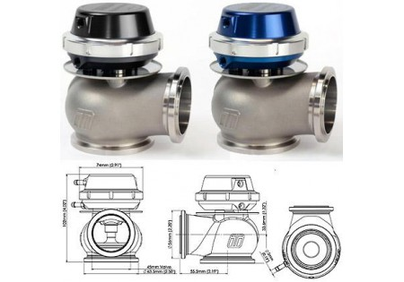 Turbosmart HyperGate 45 Wastegate