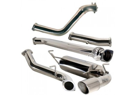 Turbo XS Turboback Exhaust System