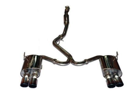 Turbo XS Catback Exhaust System