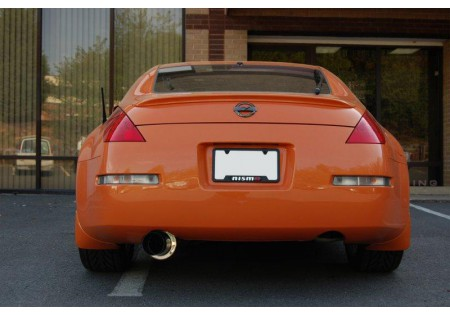 AAM 3in Single Exit Exhaust