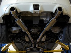 AAM 2.5in True Dual Exhaust