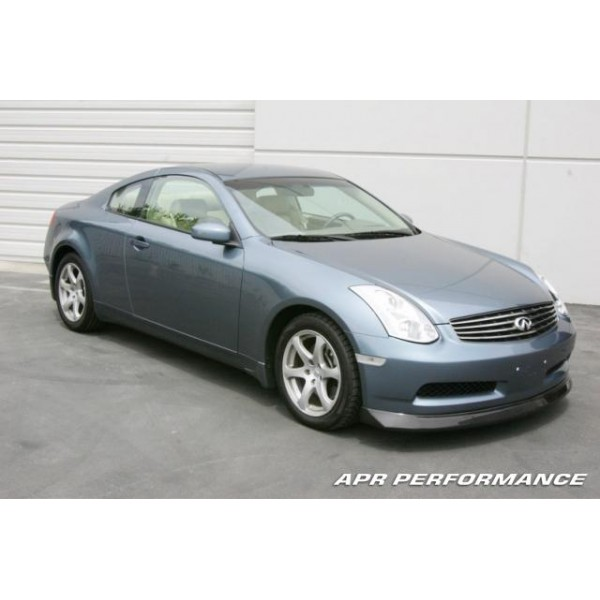 APR Performance Front Lip Infiniti G35 Coupe FA-355006