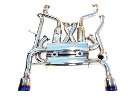 Invidia Gemini Single Layer Titanium Tip Exhaust