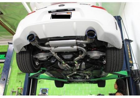 M7 Japan T-Titan Sport Catback Exhaust