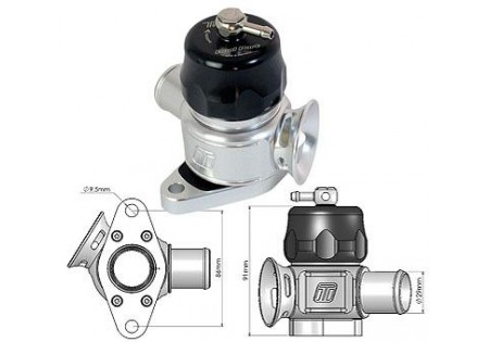 Turbosmart Nissan Dual Port Blow-Off Valve