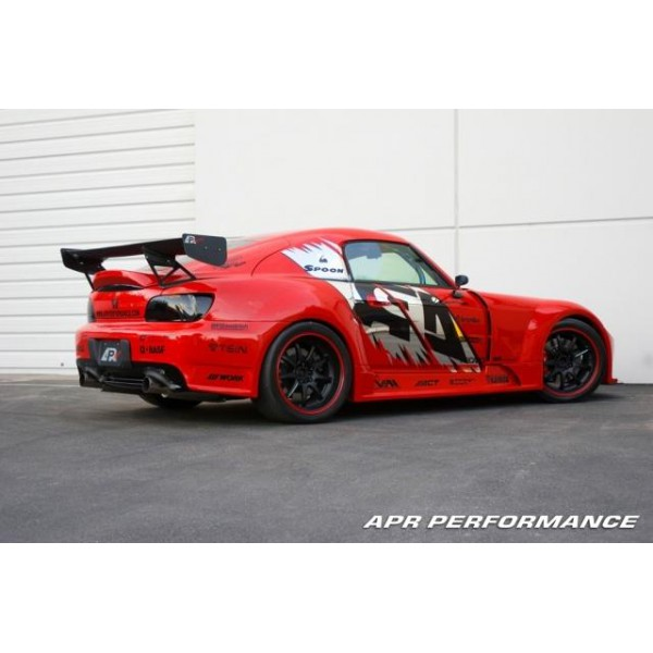 APR Performance S2-GT Widebody Aerodynamic Kit Honda S2000