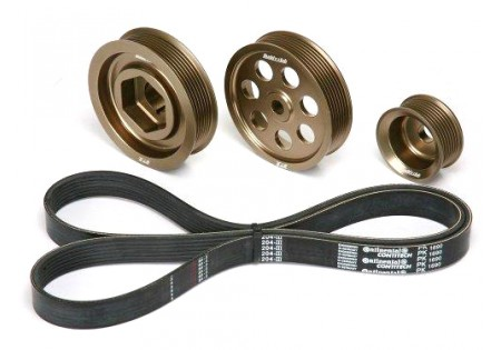 Buddy Club Racing Spec Pulley Kit