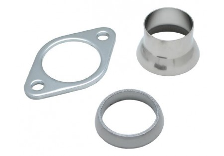 Vibrant J-Spec Header Outlet Flange Kit
