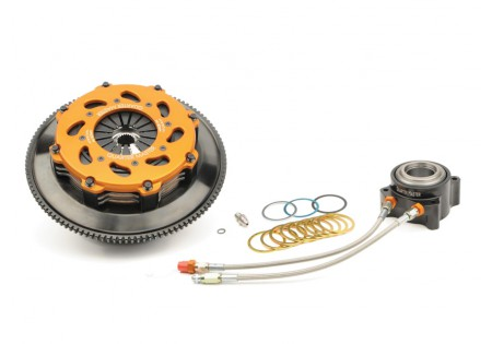 Quarter Master Twin Disc Clutch Kit w/ Flywheel