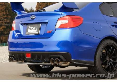 HKS Legamax Premium Exhaust System