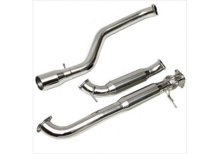 Turbo XS Downpipe-Back Exhaust System