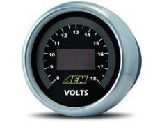 AEM Voltmeter Display Gauge