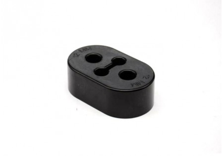Kartboy Exhaust Hanger 12mm Black