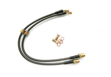 Agency Power Rear Brake Lines