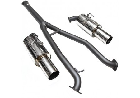 HKS Hi-Power Exhaust System