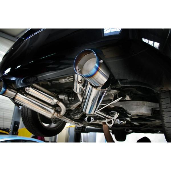 Hks Hi Power Exhaust System Nissan 350z 32009 Bn001