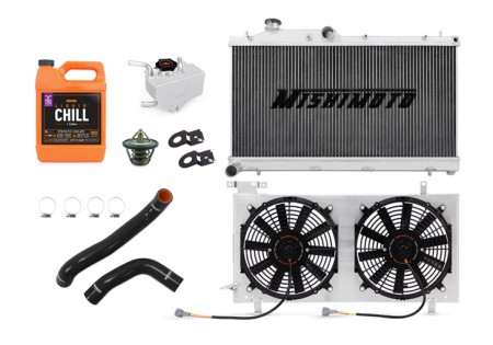 C3 Stage 2+ Cooling Package