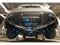 Greddy TRUST Comfort Sports GTS Exhaust