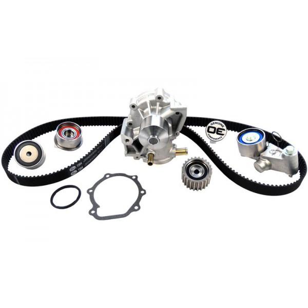Gates Timing Belt Component Kit w/ Water Pump Subaru ...