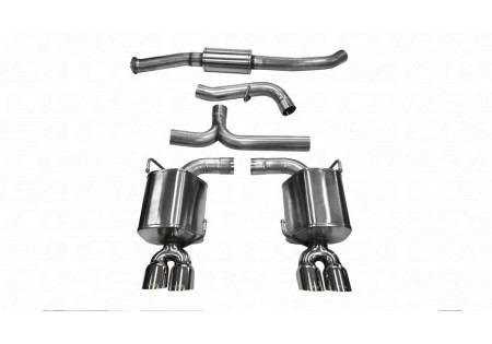 Corsa Catback Exhaust System