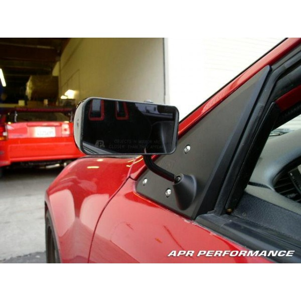 APR Performance Formula 3 Carbon Fiber Mirrors Honda Civic