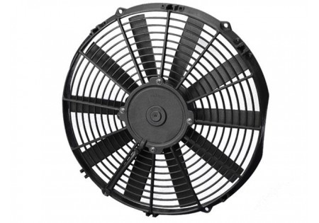 SPAL 13'' Straight Blade Low Profile Fan 12V Puller