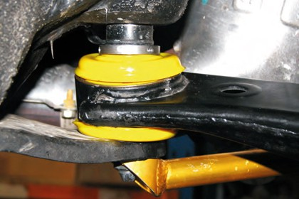 KCA334 - Whiteline Lower Inner Rear Bushing