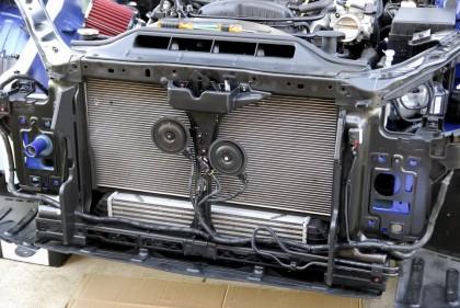 Mishimoto Performance Radiator (Hyundai Genesis Coupe 2.0T 10-12)